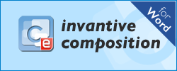Invantive Composition for WORD Exact Online